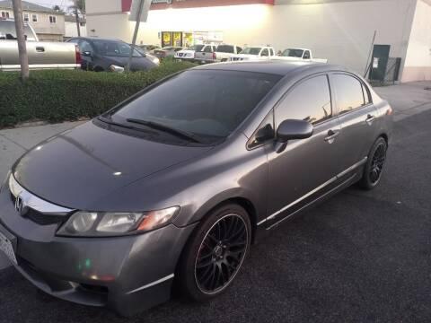 2010 Honda Civic for sale at Fastlane Auto Sale in Los Angeles CA