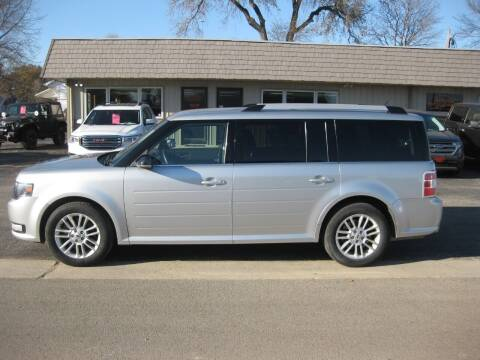 2014 Ford Flex for sale at Greens Motor Company in Forreston IL