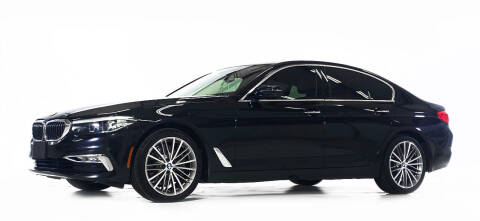 2018 BMW 5 Series for sale at Houston Auto Credit in Houston TX