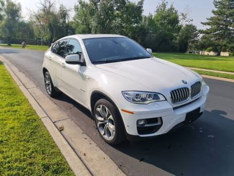 2014 BMW X6 for sale at A.I. Monroe Auto Sales in Bountiful UT