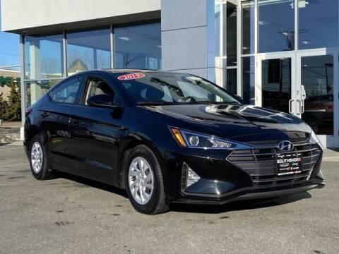 2019 Hyundai Elantra for sale at South Shore Chrysler Dodge Jeep Ram in Inwood NY