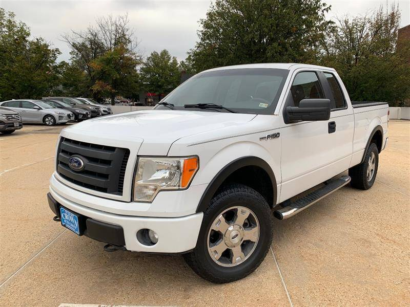 2010 Ford F-150 for sale at Crown Auto Group in Falls Church VA