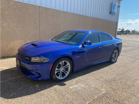 2020 Dodge Charger for sale at STANLEY FORD ANDREWS in Andrews TX