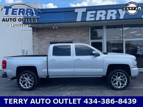 2017 Chevrolet Silverado 1500 for sale at Terry Auto Outlet in Lynchburg VA