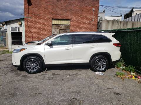 2019 Toyota Highlander for sale at A & R Auto Sales in Brooklyn NY