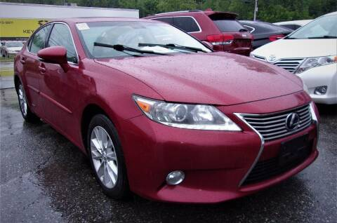 2013 Lexus ES 300h for sale at Top Line Import in Haverhill MA