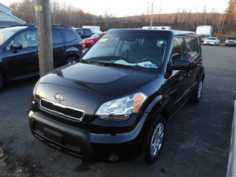 2011 Kia Soul for sale at Automotive Toy Store LLC in Mount Carmel PA