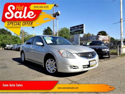 2011 Nissan Altima for sale at Save Auto Sales in Sacramento CA