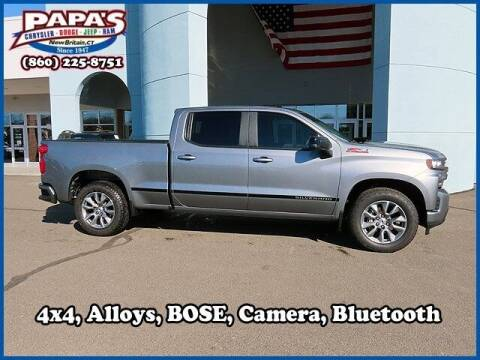 2020 Chevrolet Silverado 1500 for sale at Papas Chrysler Dodge Jeep Ram in New Britain CT