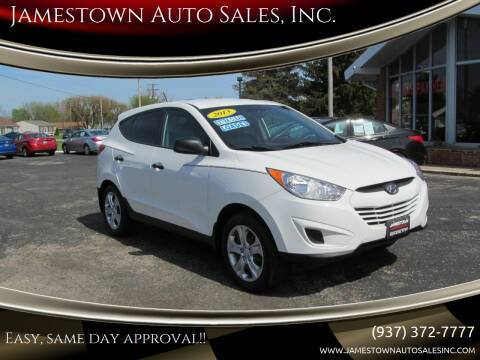 2013 Hyundai Tucson for sale at Jamestown Auto Sales, Inc. in Xenia OH