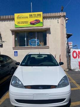 2004 Ford Focus for sale at Budget Auto Deal and More Services Inc in Worcester MA