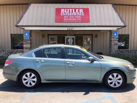 2010 Honda Accord for sale at Butler Enterprises in Savannah GA