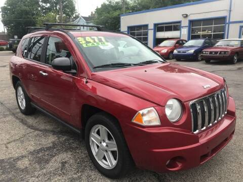 2008 Jeep Compass for sale at Klein on Vine in Cincinnati OH