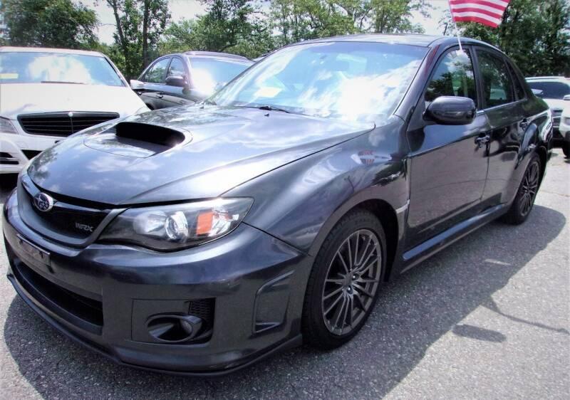2011 Subaru Impreza for sale at Top Line Import of Methuen in Methuen MA