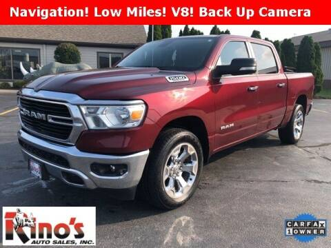 2019 RAM Ram Pickup 1500 for sale at Rino's Auto Sales in Celina OH