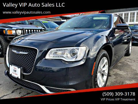 2016 Chrysler 300 for sale at Valley VIP Auto Sales LLC in Spokane Valley WA