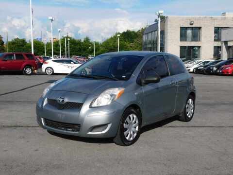 2011 Toyota Yaris for sale at Paniagua Auto Mall in Dalton GA