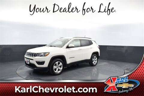 2018 Jeep Compass for sale at Karl Pre-Owned in Glidden IA