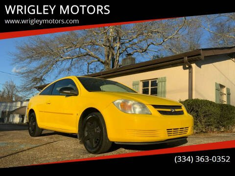 2008 Chevrolet Cobalt for sale at WRIGLEY MOTORS in Opelika AL
