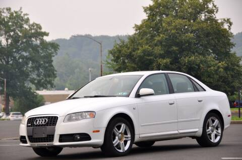 2008 Audi A4 for sale at T CAR CARE INC in Philadelphia PA