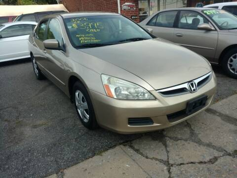 2006 Honda Accord for sale at IMPORT MOTORSPORTS in Hickory NC