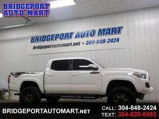 2019 Toyota Tacoma for sale at Bridgeport Auto Mart in Bridgeport WV