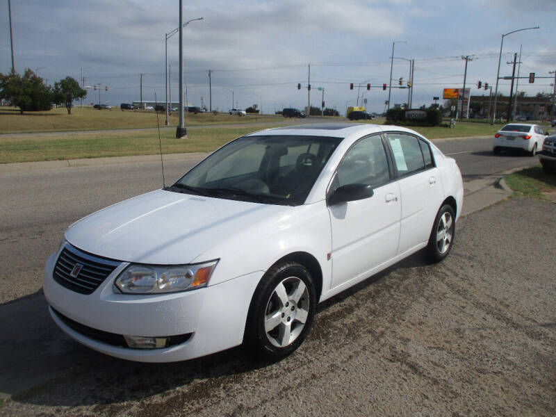 2007 Saturn Ion for sale at BUZZZ MOTORS in Moore OK
