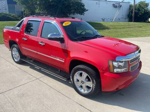 2009 Chevrolet Avalanche for sale at Best Buy Auto Mart in Lexington KY