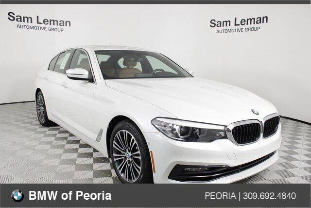 2017 BMW 5 Series for sale at BMW of Peoria in Peoria IL