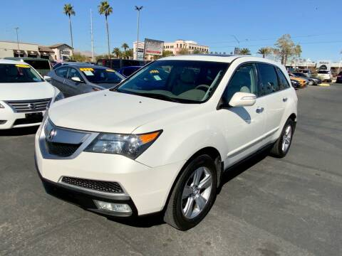 2011 Acura MDX for sale at Charlie Cheap Car in Las Vegas NV