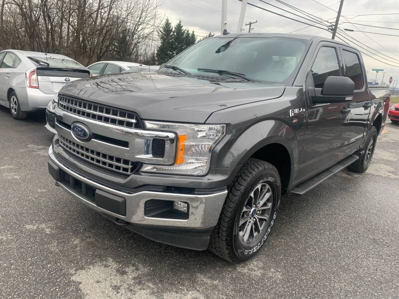2019 Ford F-150 for sale at Sam's Auto in Akron PA