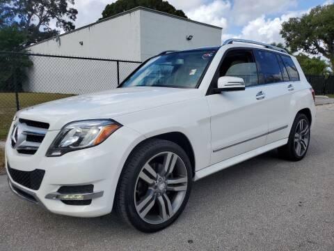 2013 Mercedes-Benz GLK for sale at ALWAYSSOLD123 INC in North Miami Beach FL