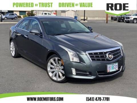 2013 Cadillac ATS for sale at Roe Motors in Grants Pass OR