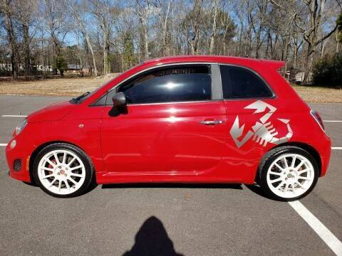 2013 FIAT 500 for sale at Space & Rocket Auto Sales in Hazel Green AL
