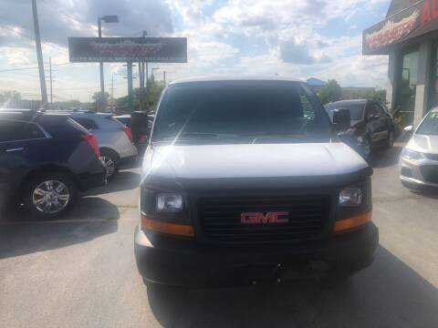 2013 GMC Savana Cargo for sale at Washington Auto Group in Waukegan IL