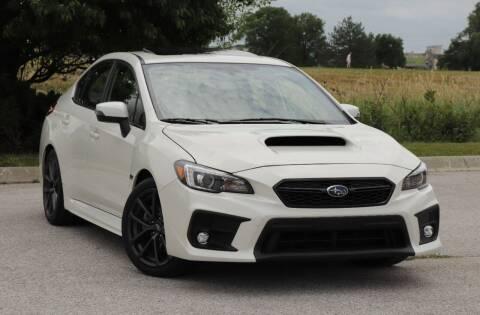2019 Subaru WRX for sale at Big O Auto LLC in Omaha NE