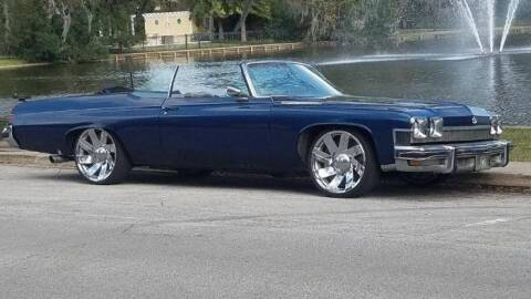 1974 Buick LeSabre for sale at Classic Car Deals in Cadillac MI