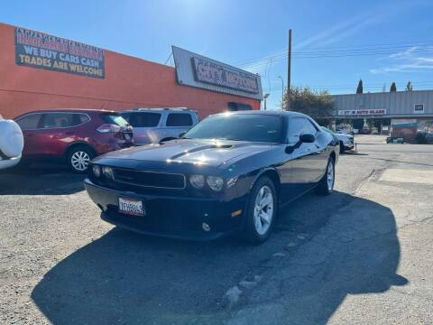 2014 Dodge Challenger for sale at City Motors in Hayward CA