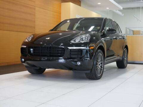 2018 Porsche Cayenne for sale at PORSCHE OF NORTH OLMSTED in North Olmsted OH