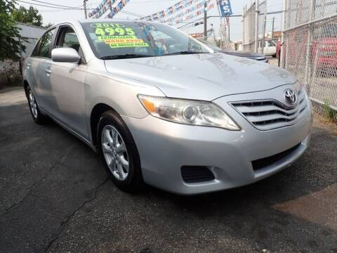 2011 Toyota Camry for sale at Dan Kelly & Son Auto Sales in Philadelphia PA