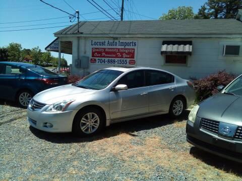 2010 Nissan Altima for sale at Locust Auto Imports in Locust NC