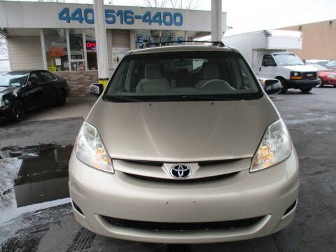 2009 Toyota Sienna for sale at Elite Auto Sales in Willowick OH