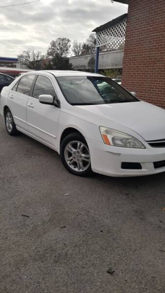 2007 Honda Accord for sale at 1A Auto Mart Inc in Smyrna TN