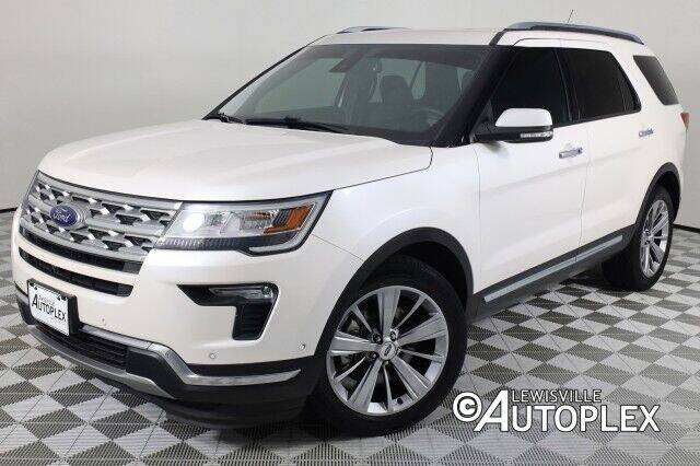 2018 Ford Explorer for sale in Lewisville, TX