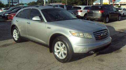 2004 Infiniti FX35 for sale at Mars auto trade llc in Kissimmee FL