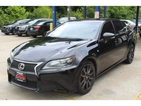 2014 Lexus GS 350 for sale at Inline Auto Sales in Fuquay Varina NC