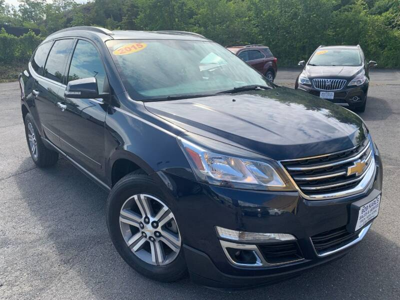 2015 Chevrolet Traverse for sale at Bob Karl's Sales & Service in Troy NY