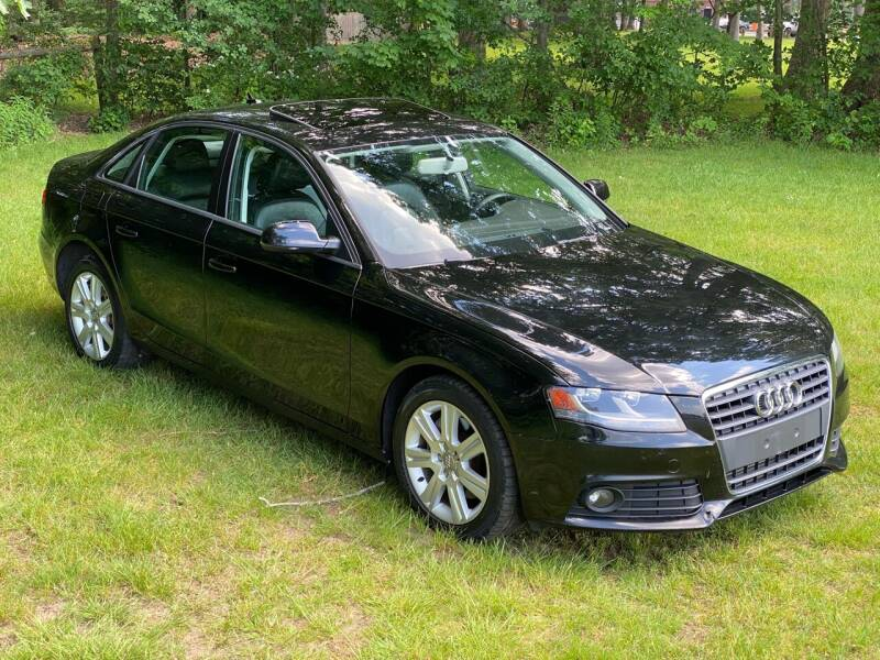 2011 Audi A4 for sale in Plainville, CT