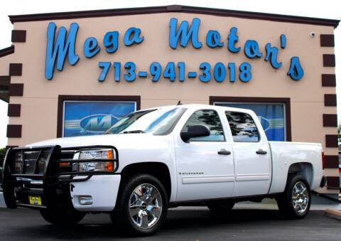 2009 Chevrolet Silverado 1500 for sale at MEGA MOTORS in South Houston TX
