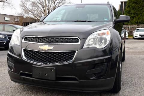 2013 Chevrolet Equinox for sale at Prime Auto Sales LLC in Virginia Beach VA